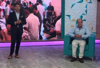 """Hernán Lombardi habló del """"vaciamiento en la TVP"""""""
