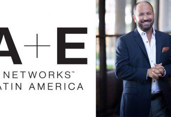 A+E nombra a Iván Bargueiras como EVP de Ventas Publicitarias y Desarrollo de Nuevos Negocios