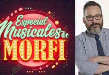 Los Especiales Musicales de Morfi con conductora invitada confirmada