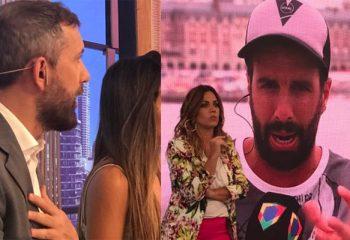 Flavio Azzaro furioso por el escándalo en Boca enfrentó a Pablo Duggan