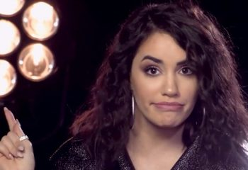 "Telefe emite ""MTV Diary: Lali""."