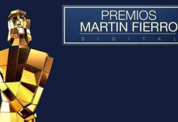 Por primera vez, llega el Martín Fierro Digital