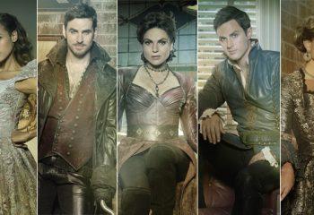 Sony estrena la séptima temporada de <i>Once upon a time</i>
