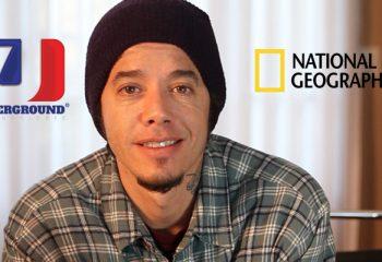 Sebastián Ortega será el Director de un nuevo docu-reality para National Geographic