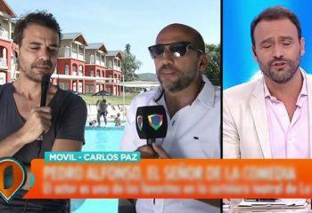 Pedro Alfonso habló del futuro del <i>Bailando</i>