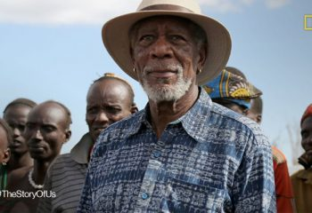 De la mano de Morgan Freeman, <i>The Story of us</i> llega a Nat Geo