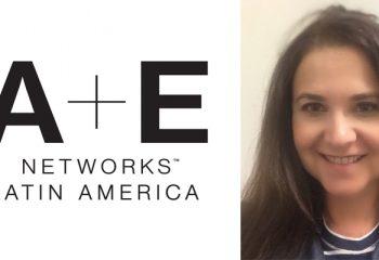 A+E nombra a María Serrano como VP Panregional de Ventas Publicitarias