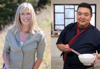 El Gourmet recibe a dos figuras de la cocina internacional