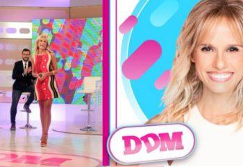 Volvió Mariana a <i>DDM</i> y anunció cambios