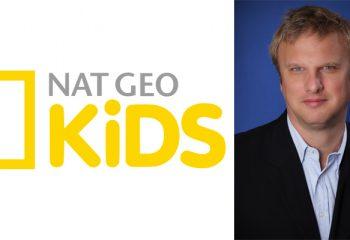 Conducción confirmada para la primera producción original de Nat Geo Kids Latinoamérica
