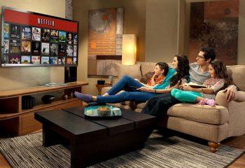La TV paga sigue siendo ocho veces más grande que Netflix