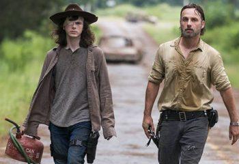 Llega la segunda parte de la octava temporada de <i>The walking dead</i>