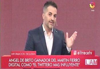 El reclamo de Ángel De Brito a Cristóbal López