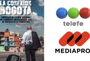 <i>Los internacionales</i>, la nueva apuesta de telefe junto a Grupo Mediapro