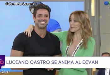 Luciano Castro dio detalles de <i>100 días para enamorarse</i>