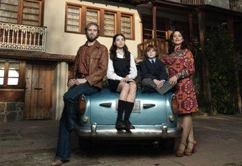 Space presenta la miniserie chilena <i>Mary & Mike</i>