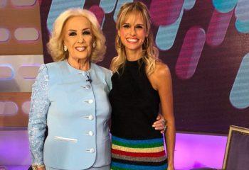 Los mejores momentos de Mirtha Legrand en el especial de <i>El Diario de Mariana</i>