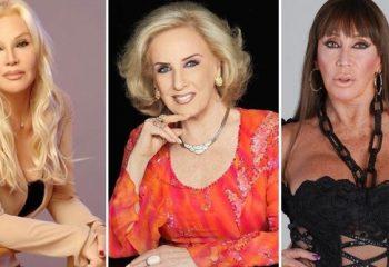 """""""Mesaza"""": Mirtha, Moria y el llamado de Susana"""