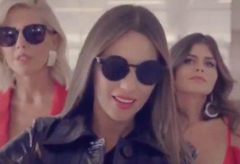 Con nueva promo, telefe calienta la llegada de <i>Pampita Online</i>