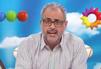 El mensaje de Jorge Rial para eltrece y telefe