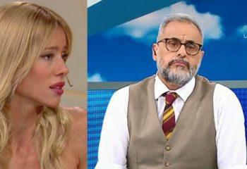 Jorge Rial puso en duda a Nicole Neumann