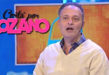 Augusto Tartúfoli se sumó al equipo de <i>Cortá por Lozano</i>