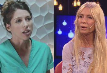 Florencia Bertotti le contestó a Cris Morena