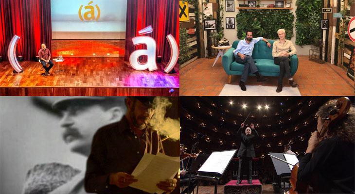 Canal (á) renueva su imagen y programación   Television.com.ar