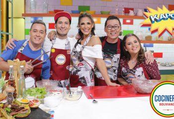Red Uno potencia su mañana con <i>Cocineros Bolivianos</i>