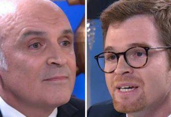 La tensa discusión entre José Luis Espert y Nicolás Massot