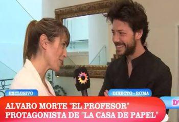 """""""El Profesor"""" adelantó la tercera temporada de <i>La casa de papel</i>"""