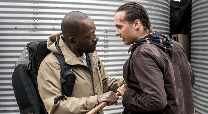 Fear TWD vuelve y se cruza con The Walking Dead | Television.com.ar