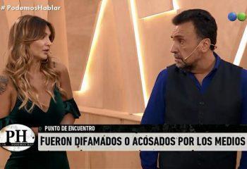Amalia Granata salió al cruce de Roberto Navarro