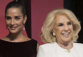 Mirtha Legrand y Juana Viale juntas al prime time de eltrece