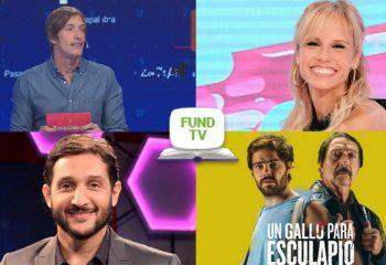 ¿Quiénes conducirán los Fund TV?