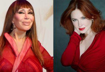 Moria Casán quiere a Andrea Del Boca en <i>Incorrectas</i>