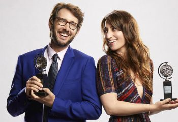 Pantalla para la entrega de los <i>Premios Tony</i>