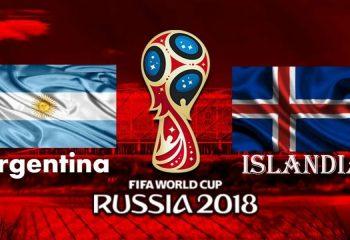 Argentina vs. Islandia, lo más caro de la tv