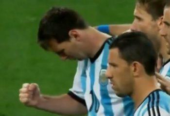 El video de <i>Telefe noticias</i> para alentar a la Selección