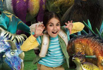 Nat Geo Kids adquiere los derechos de la serie <i>Dino Dana</i>