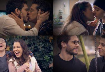<i>100 días para enamorarse</i> celebra el Día del Orgullo LGBT