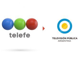Telefe ganó el domingo y la TV Pública quedó tercera