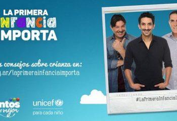 Telefe y Unicef unidos en una campaña por el Día del padre