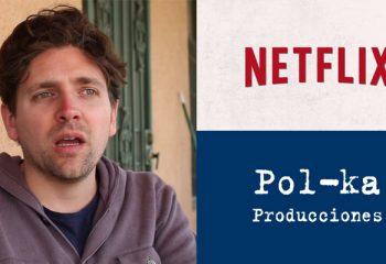 """""""No podría estar más emocionado de trabajar con Netflix una vez más"""""""