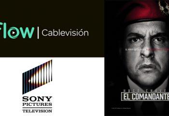 Cablevisión firma acuerdo con Sony Pictures Television
