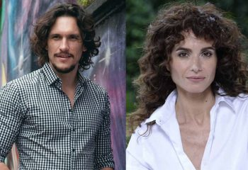 Juan Sorini y Florencia Raggi anticiparon el nuevo capítulo de <i>Rizhoma Hotel</i>