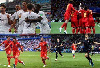 La TV Pública transmitirá las dos semifinales del Mundial
