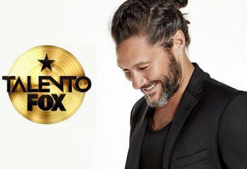 Diego Torres dio detalles de <i>Talento FOX</i>