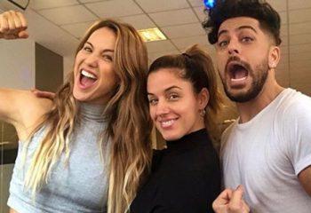 Facu Mazzei habló de la posibilidad de que Flor Vigna deje el <i>Bailando 2018</i>