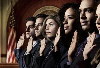 Canal Sony estrena <i>Lucha por la Justicia</i>, la nueva serie de Shonda Rhimes